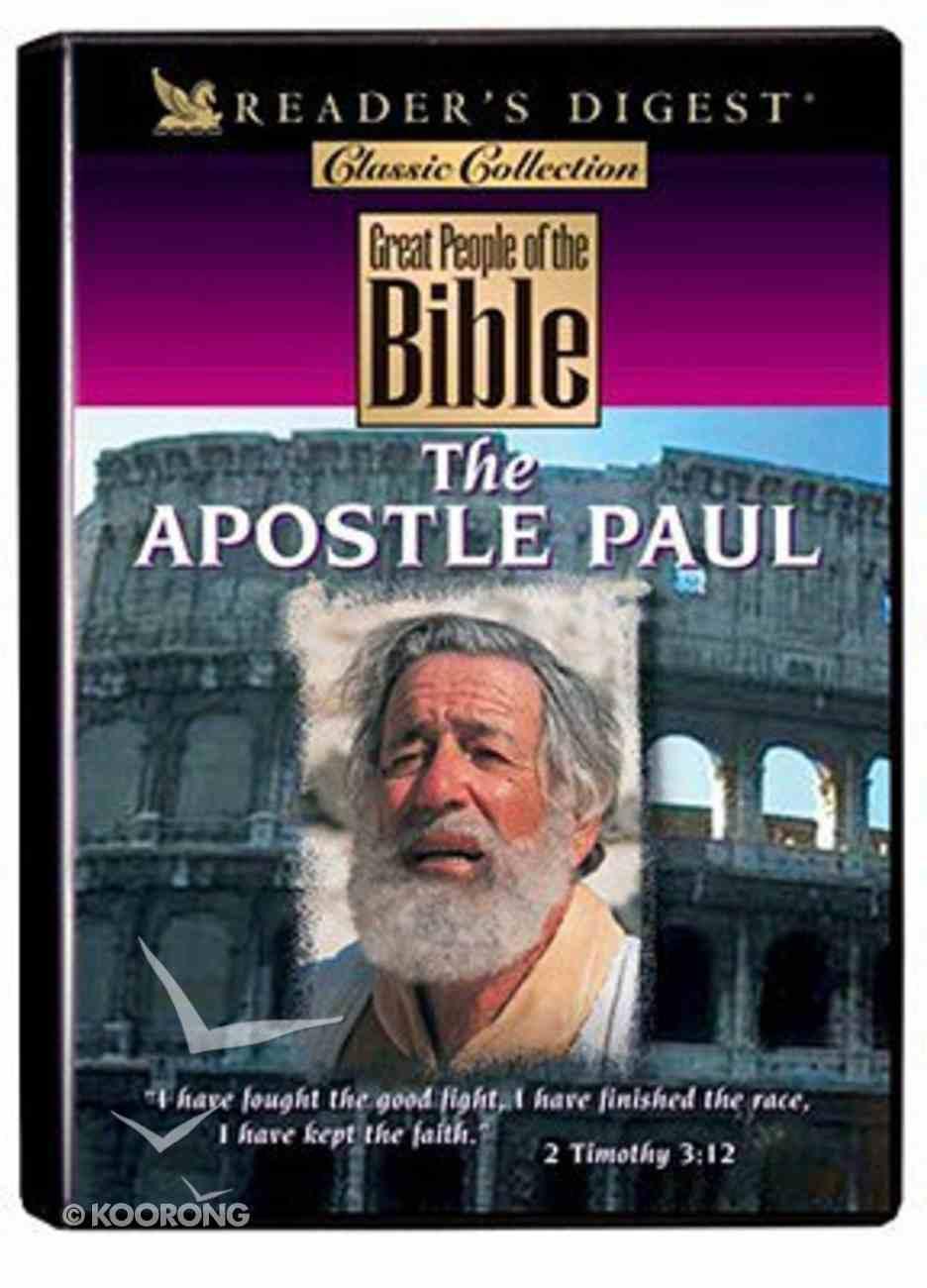 The Apostle Paul DVD