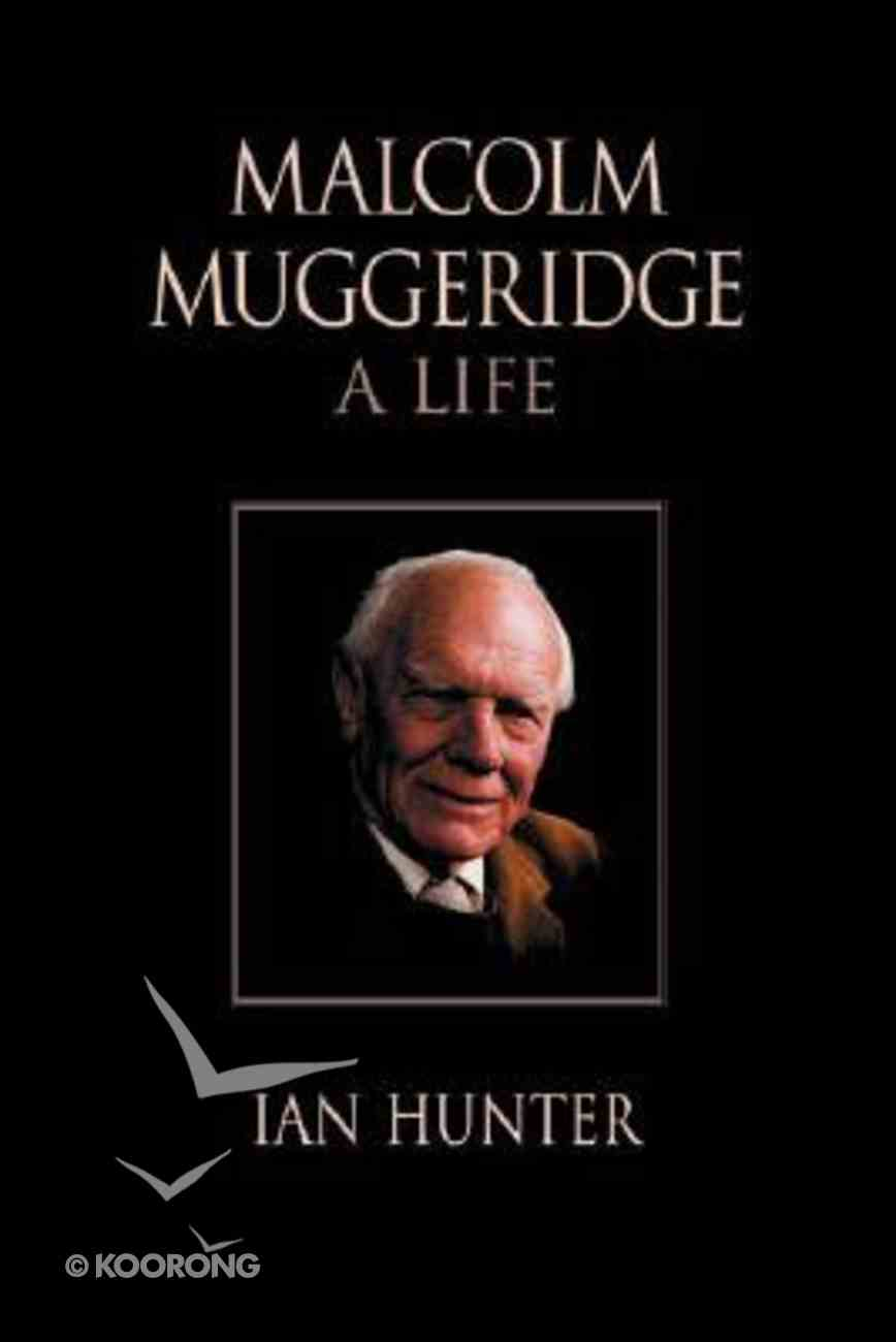 Malcolm Muggeridge Paperback
