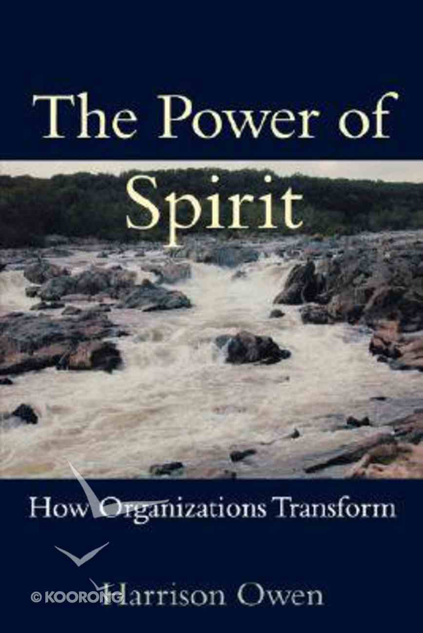 The Power of the Spirit Paperback