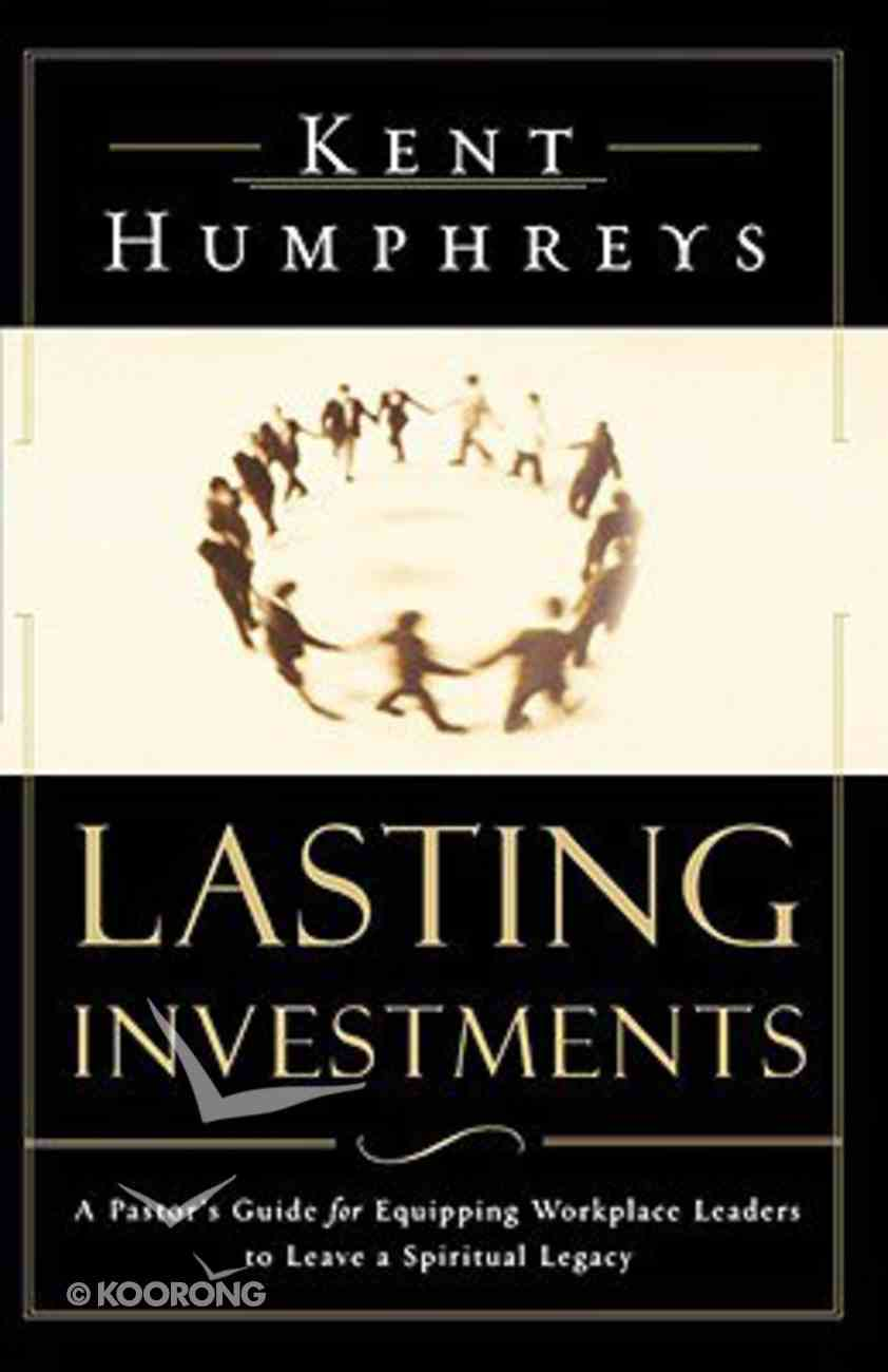 Lasting Investments Paperback