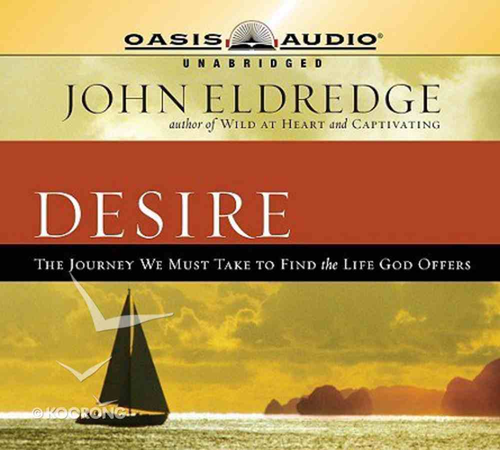 Journey of Desire CD