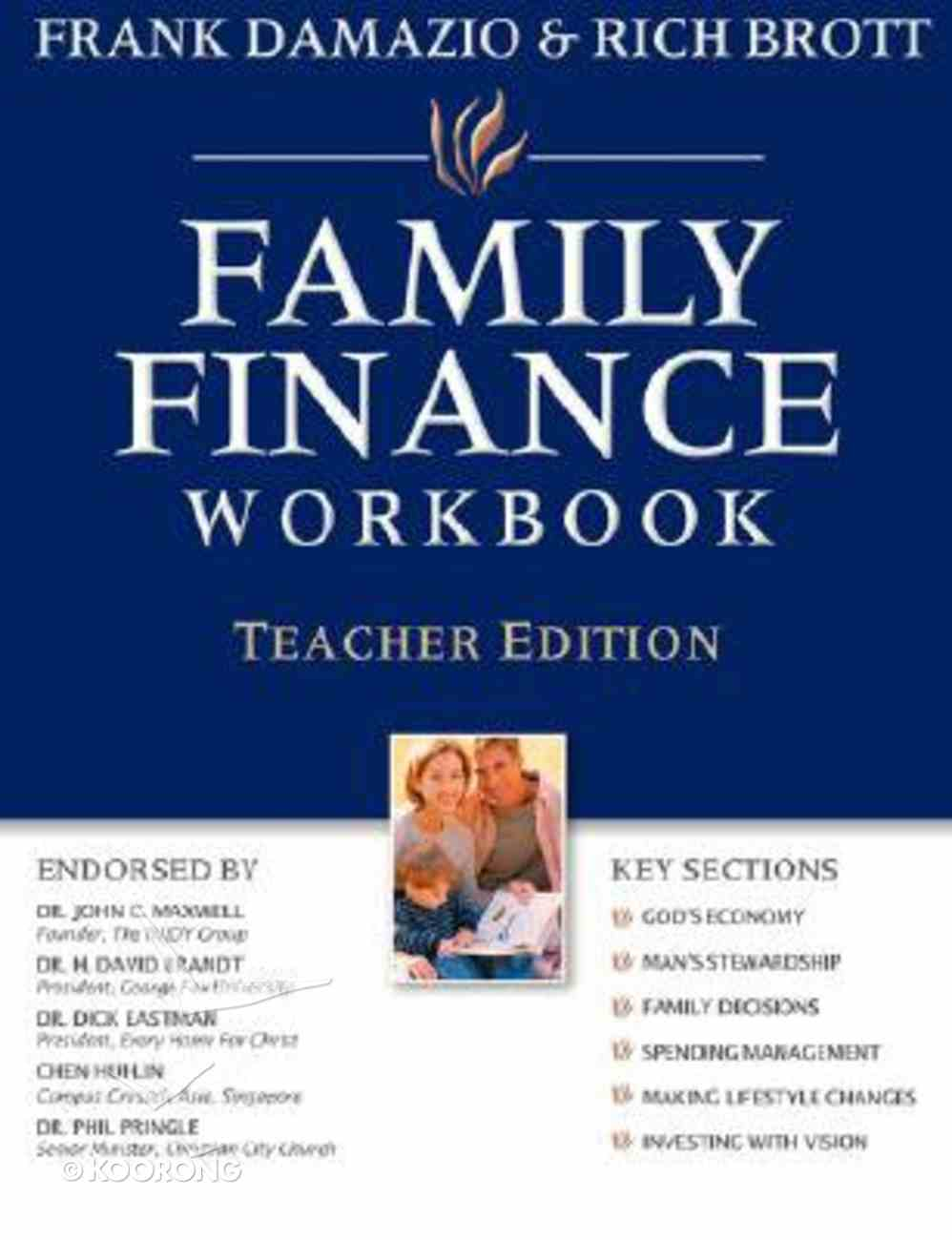 Family Finance Workbook (Teacher's Edition) Paperback