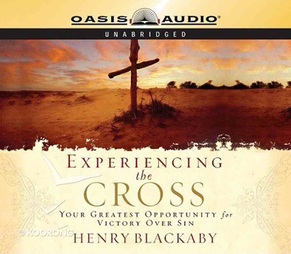 Experiencing the Cross CD