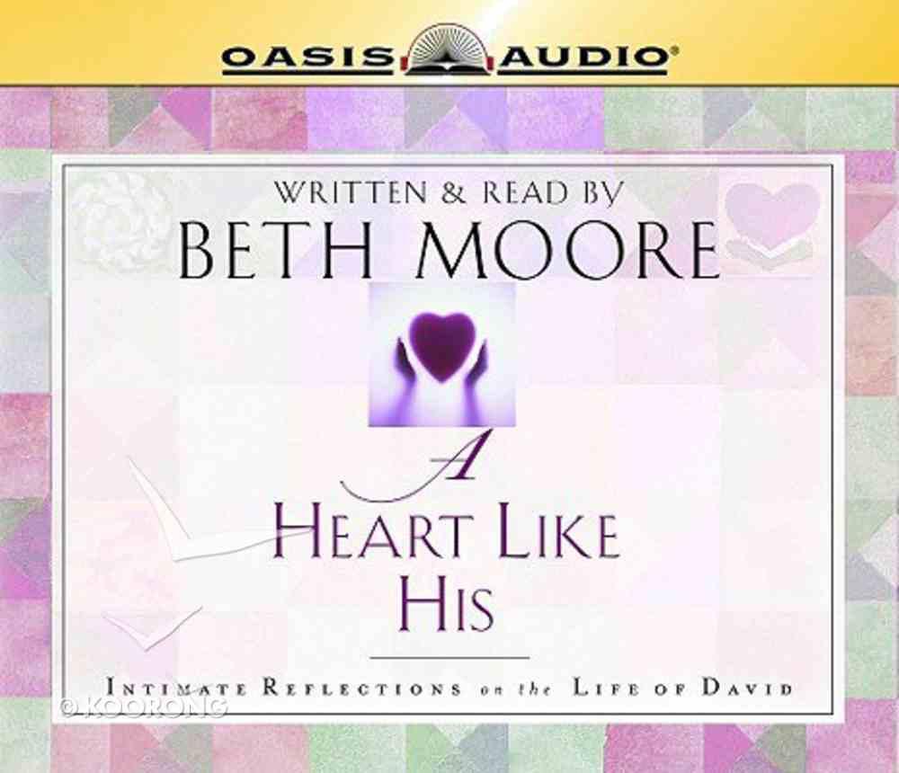 A Heart Like His CD