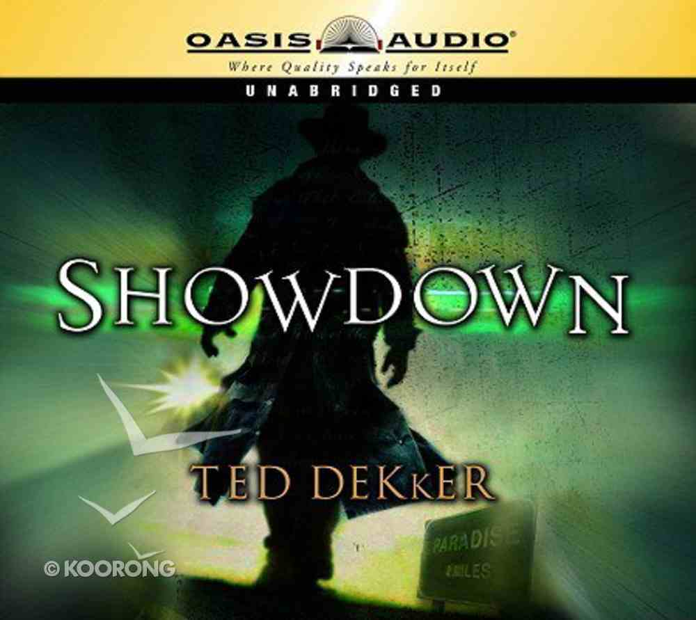 Showdown (Unabridged 10cds) CD