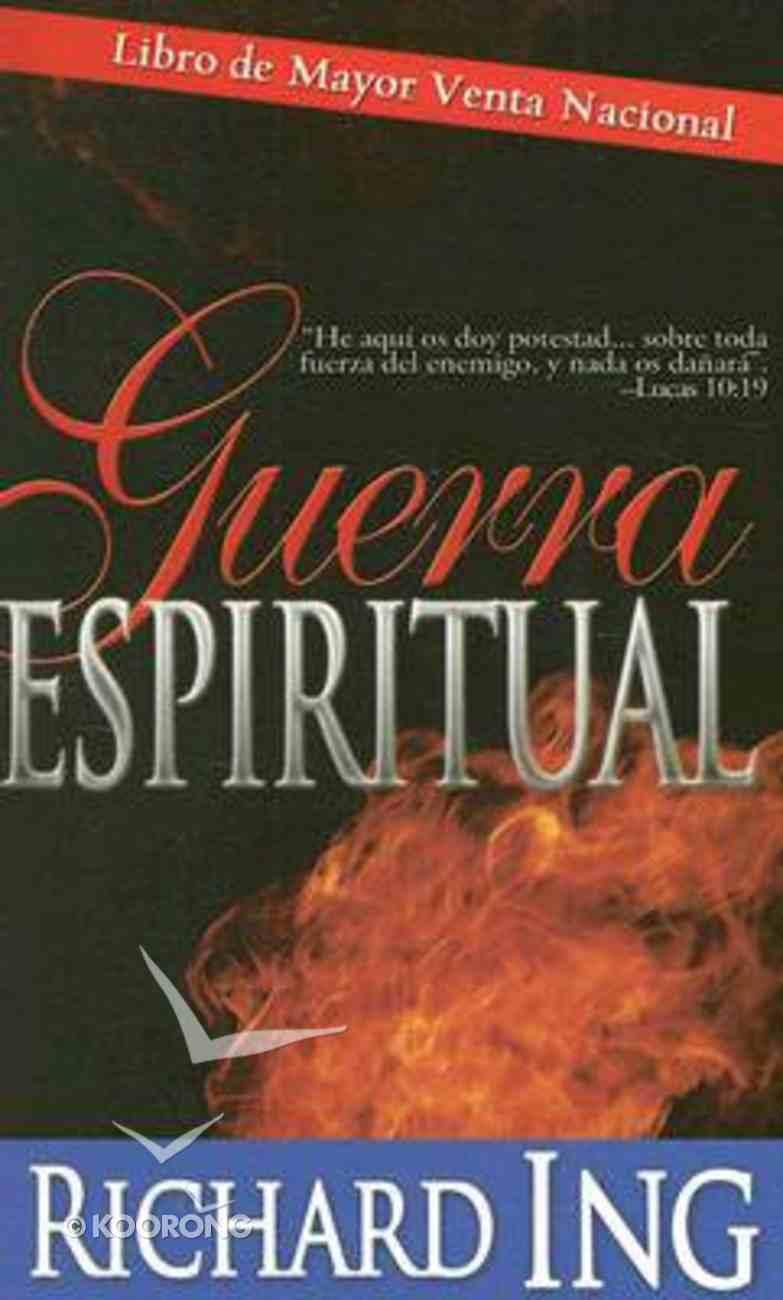 La Guerra Espiritual (Spiritual Warfare) Mass Market