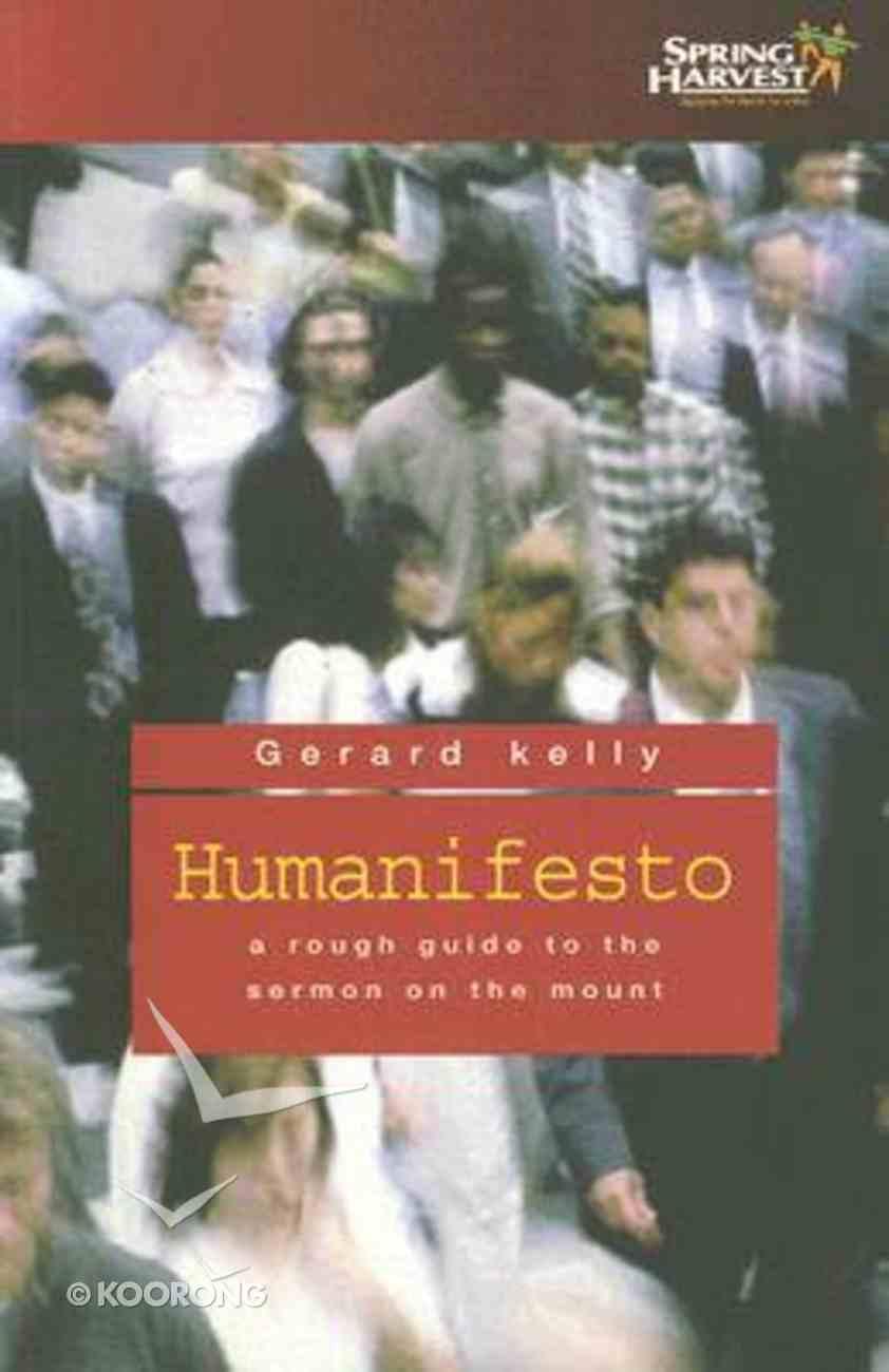 Humanifesto Paperback