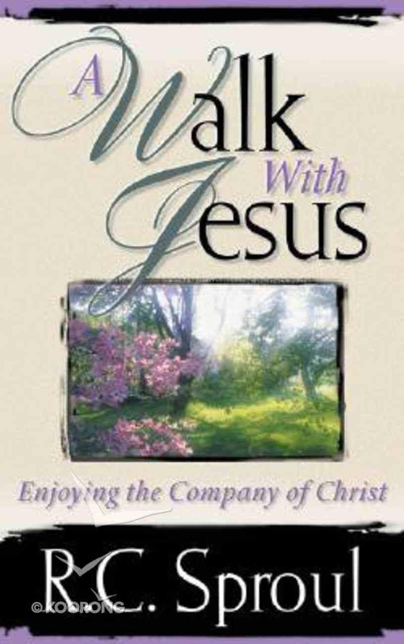 Walk With Jesus ,A Hardback