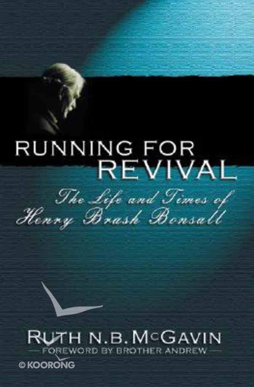 Running For Revival Paperback