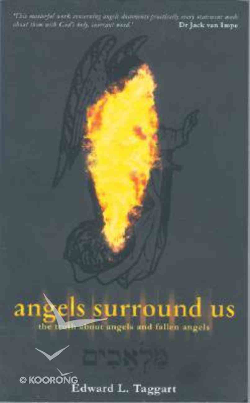 Angels Surround Us Paperback
