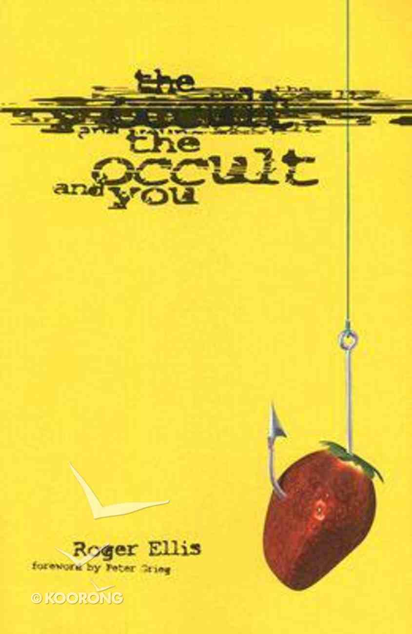 The Occult and You Paperback