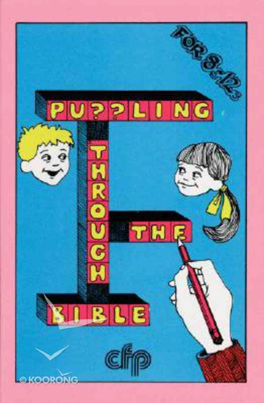 Puzzling Through the Bible Paperback