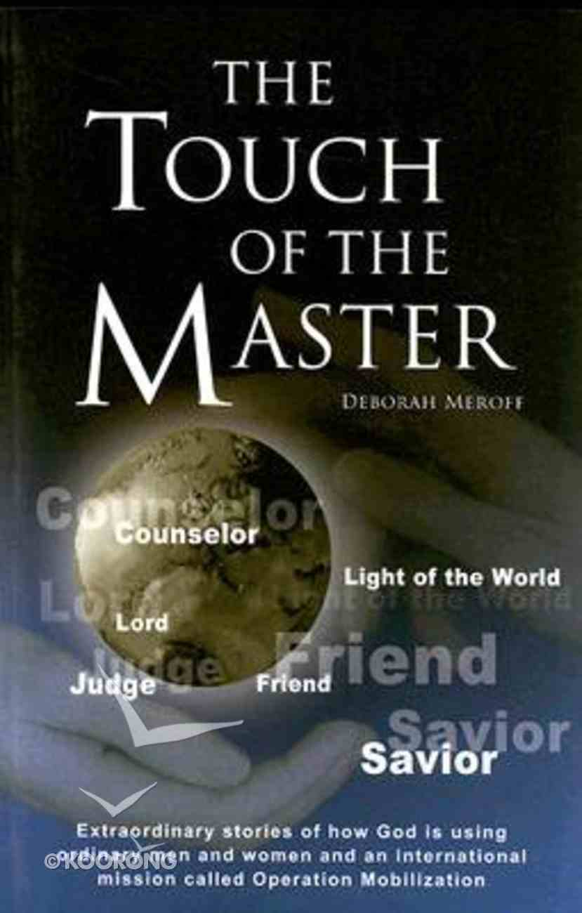 The Touch of the Master Paperback