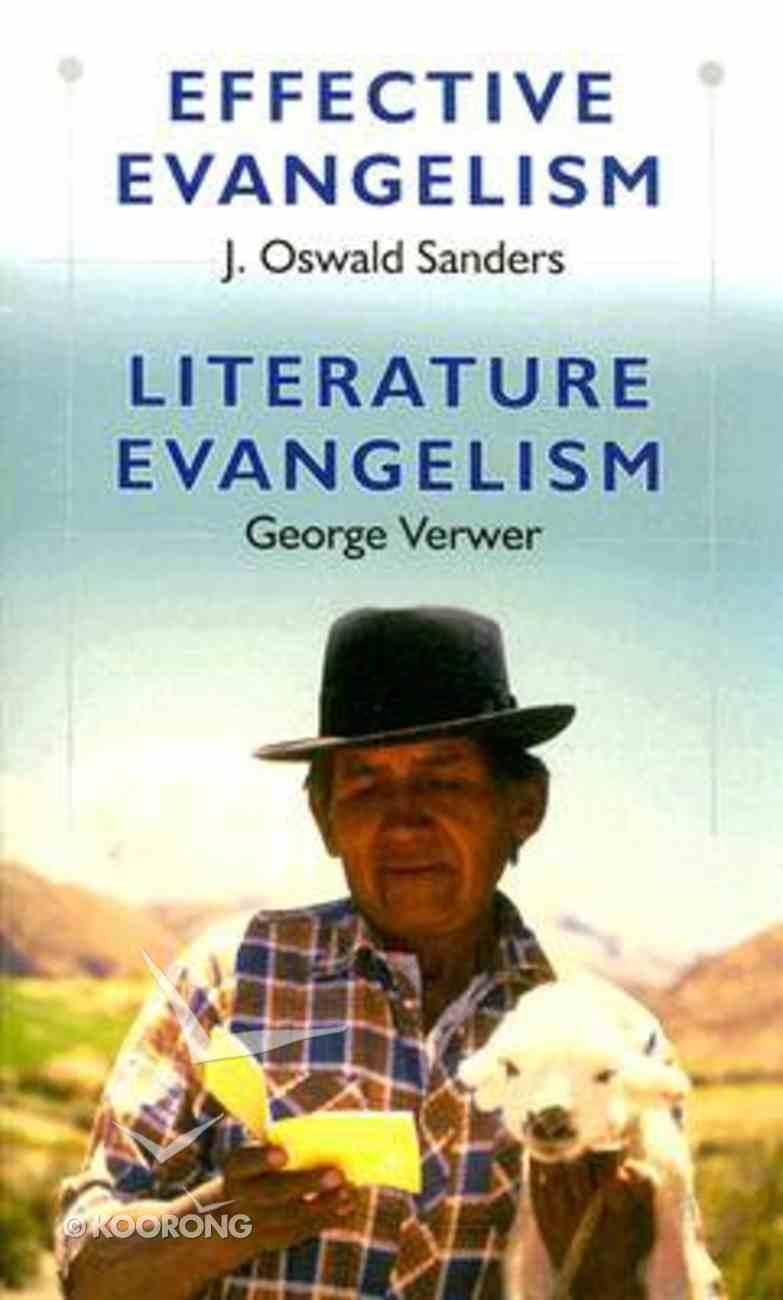 Effective Evangelism/Literature Evangelism Paperback