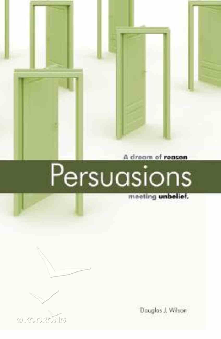 Persuasions Paperback