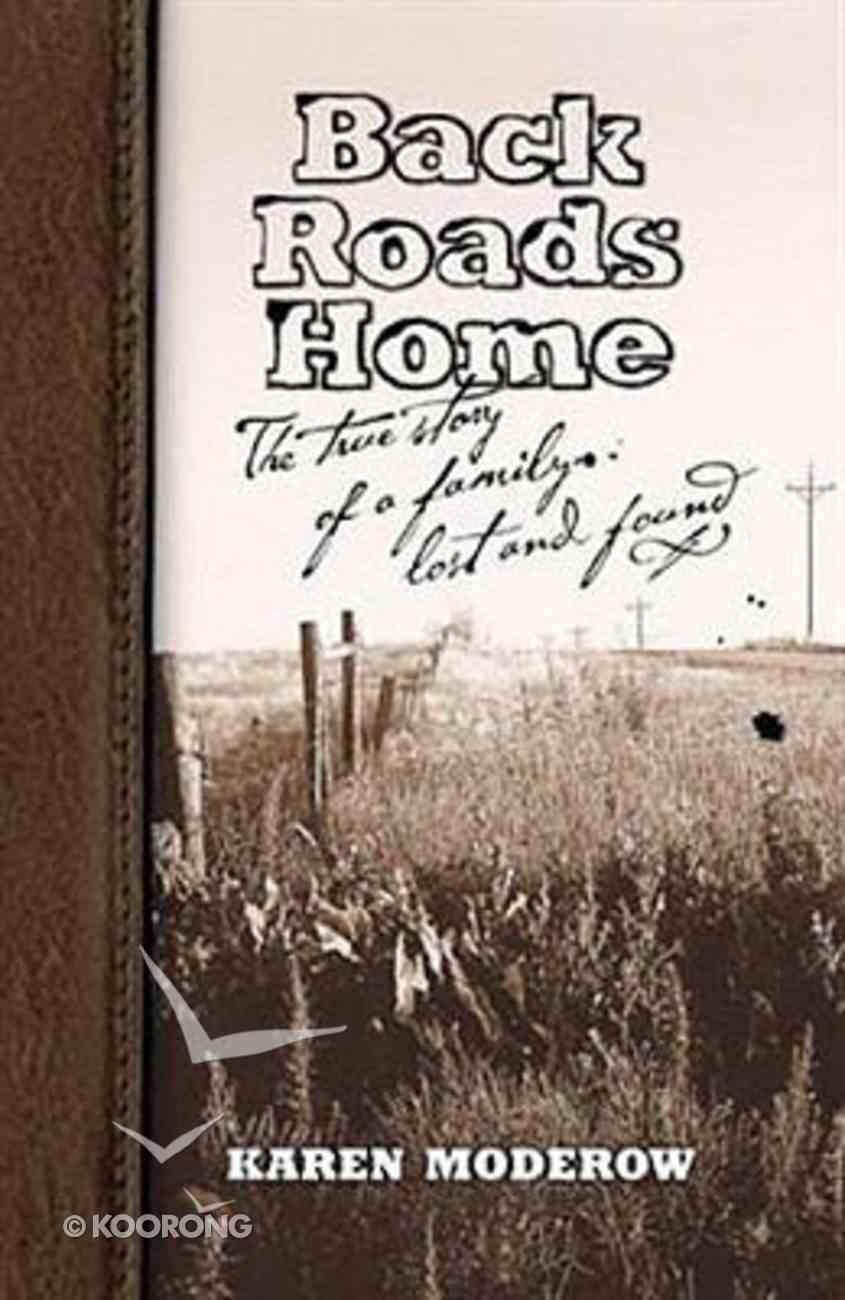 Back Roads Home Paperback