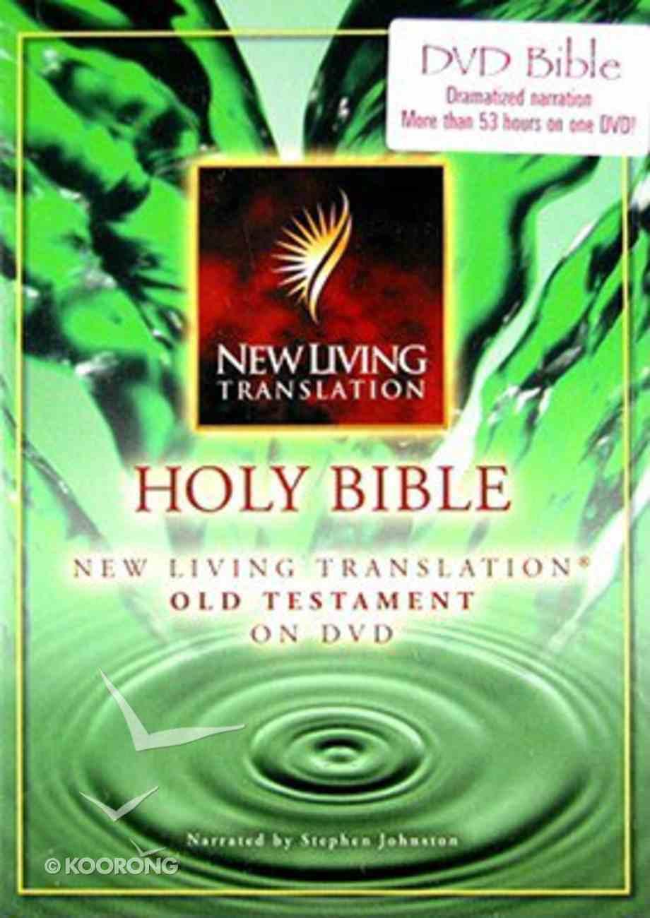 NLT Bible on DVD (1st Ed.) (Old Testament) DVD