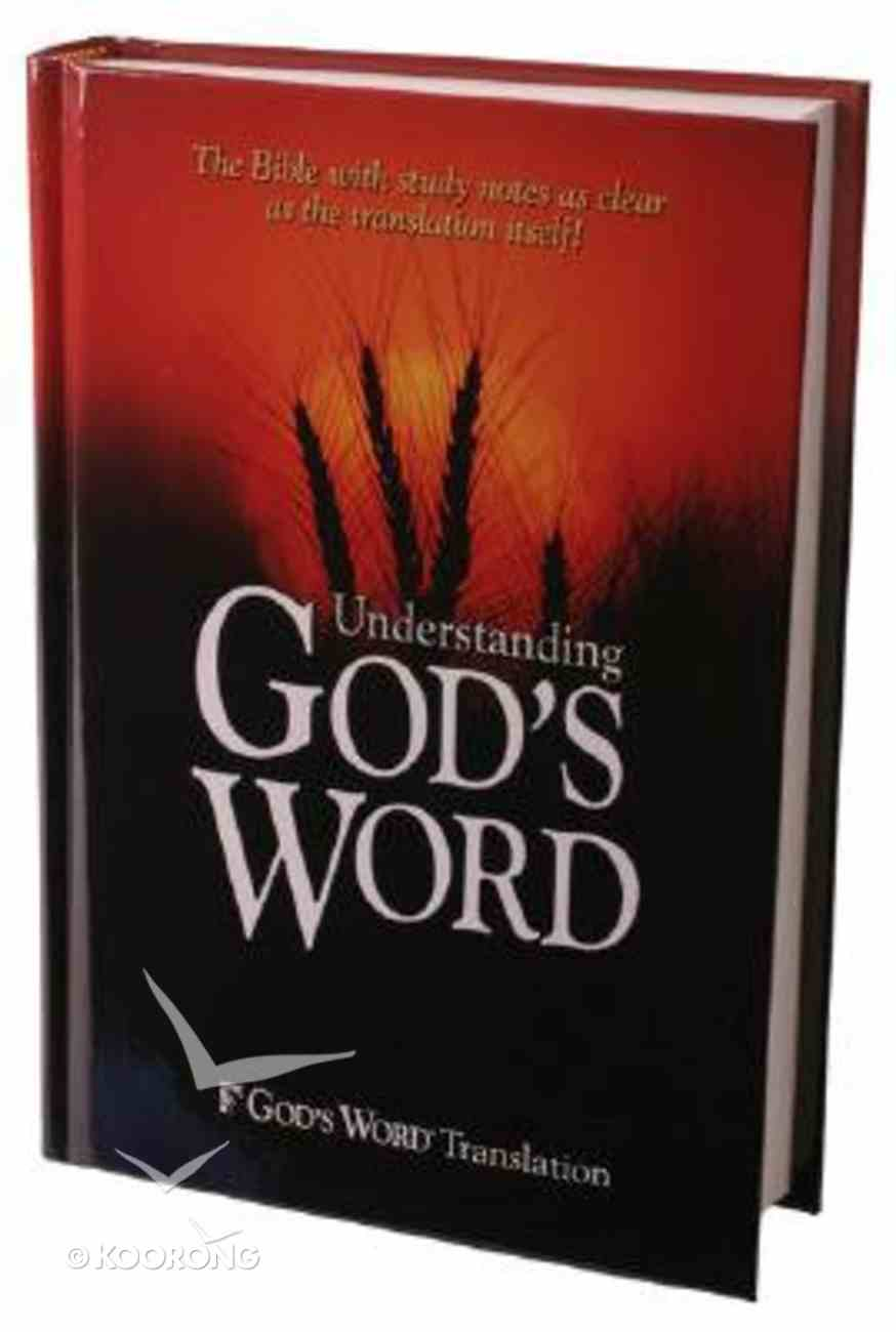 God's Word Understanding God's Word Hardback