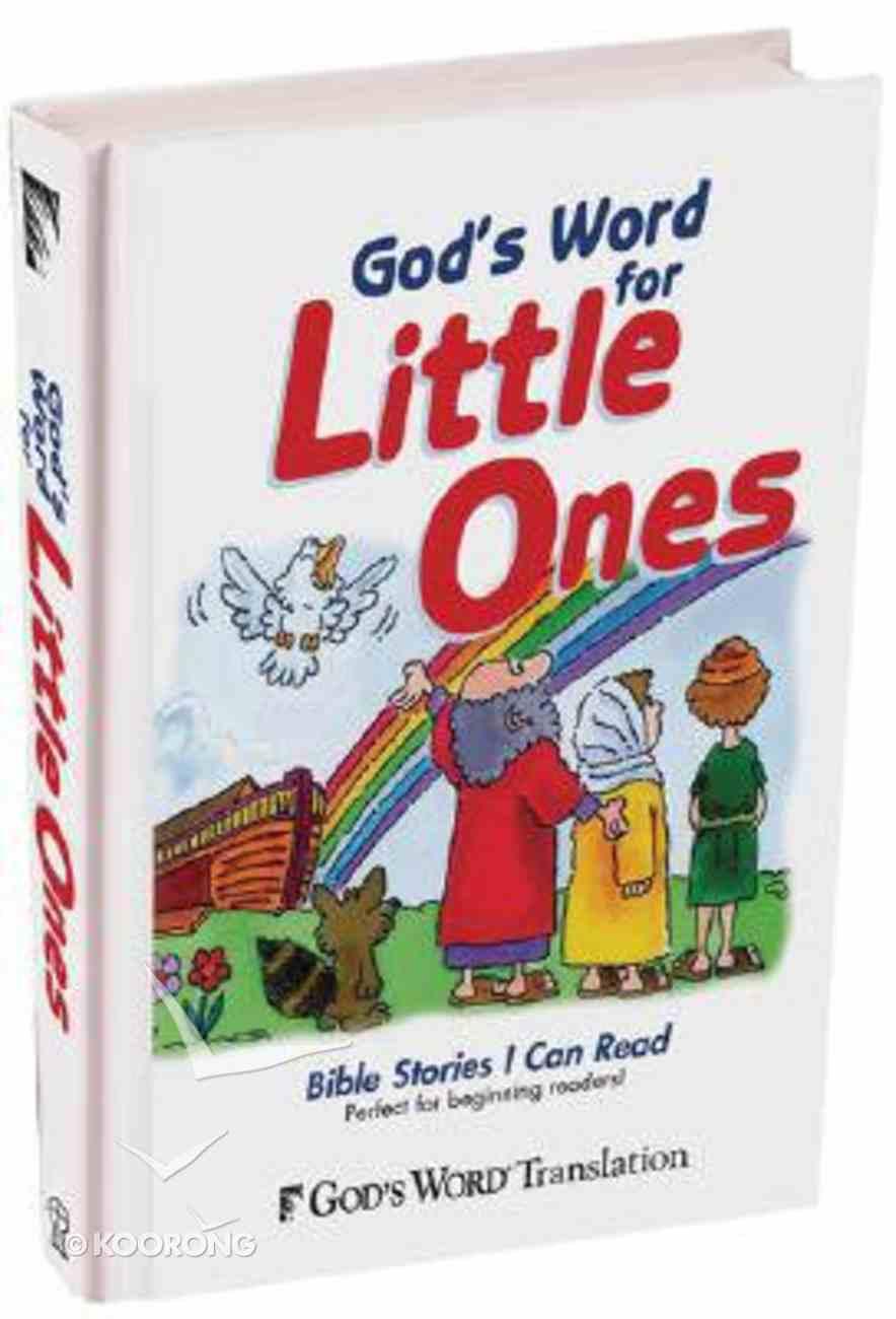God's Word For Little Ones Hardback
