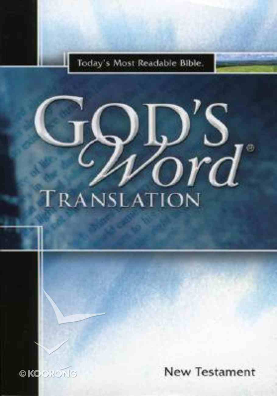 God's Word Pocket New Testament Paperback