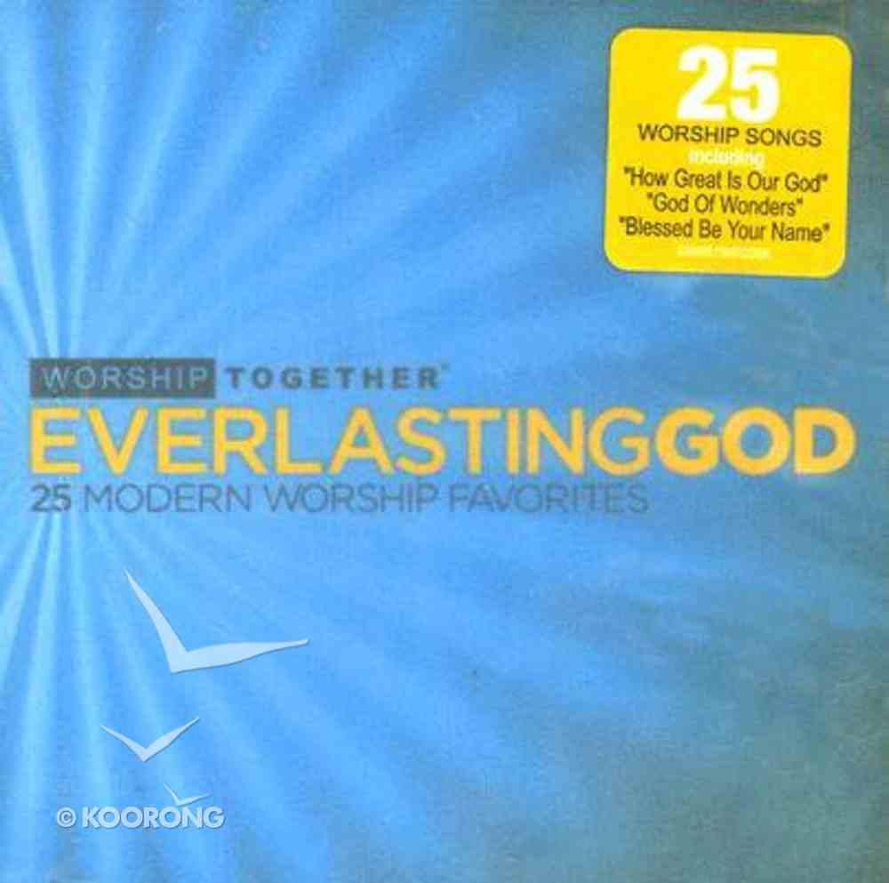 Everlasting God: 25 Modern Worship Favourites CD