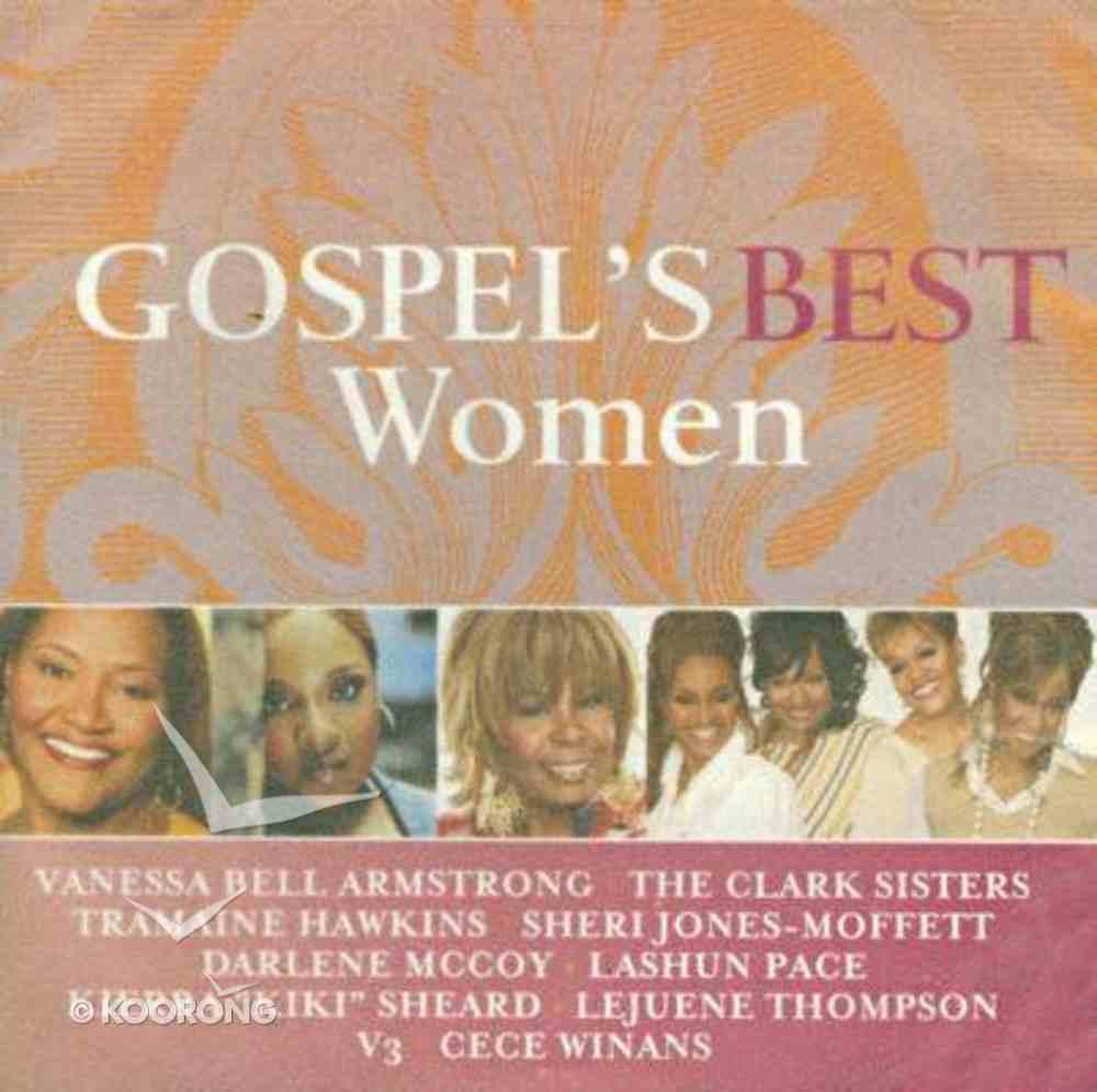 Gospel's Best Women CD