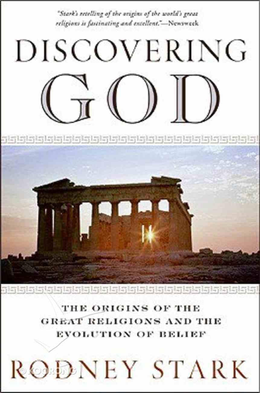 Discovering God Paperback