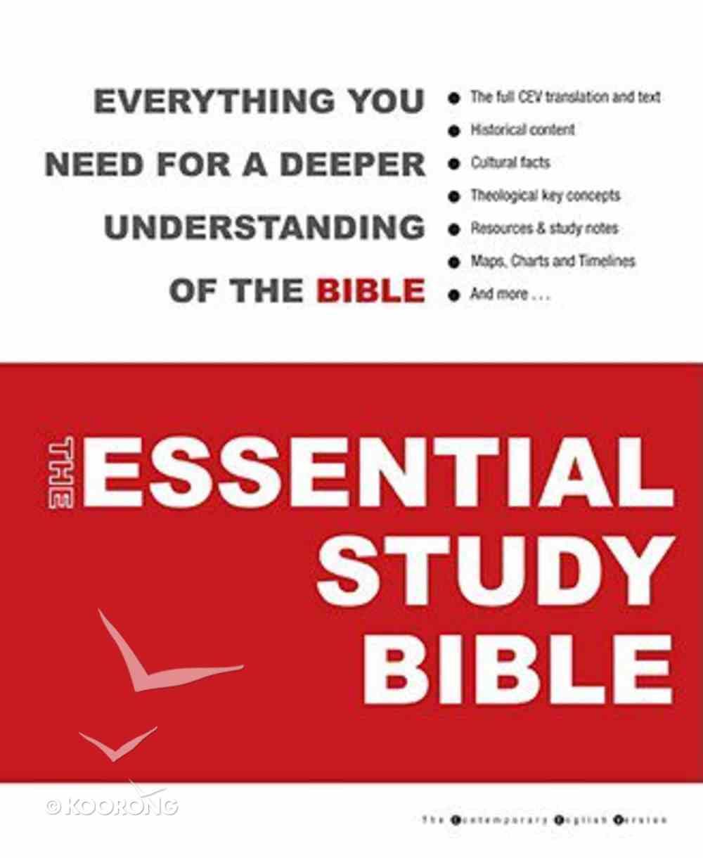 The Essential Study Bible Hardback
