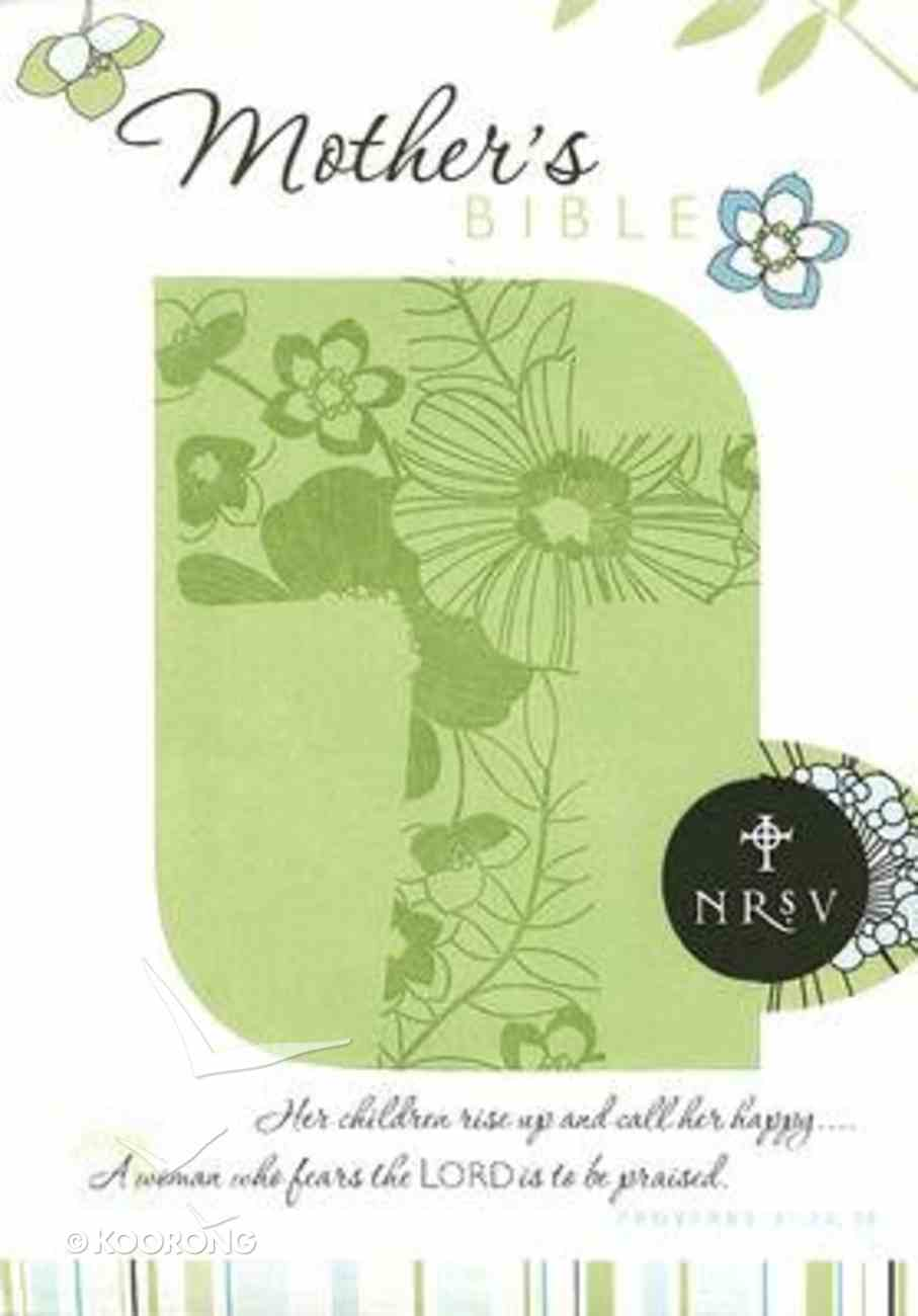 NRSV Mother's Gift Bible Imitation Leather