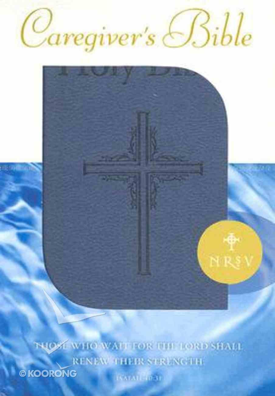 NRSV Caregiver's Gift Bible Imitation Leather