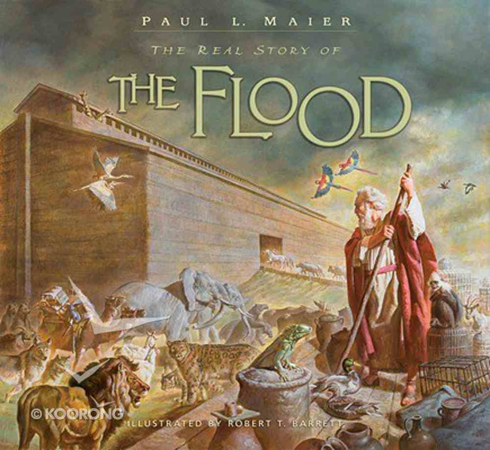The Real Story of the Flood Hardback