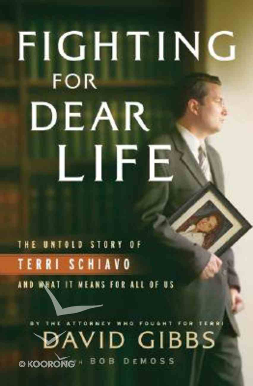 Fighting For Dear Life Paperback