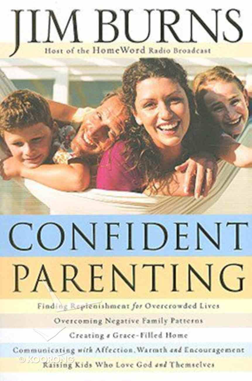 Confident Parenting Paperback