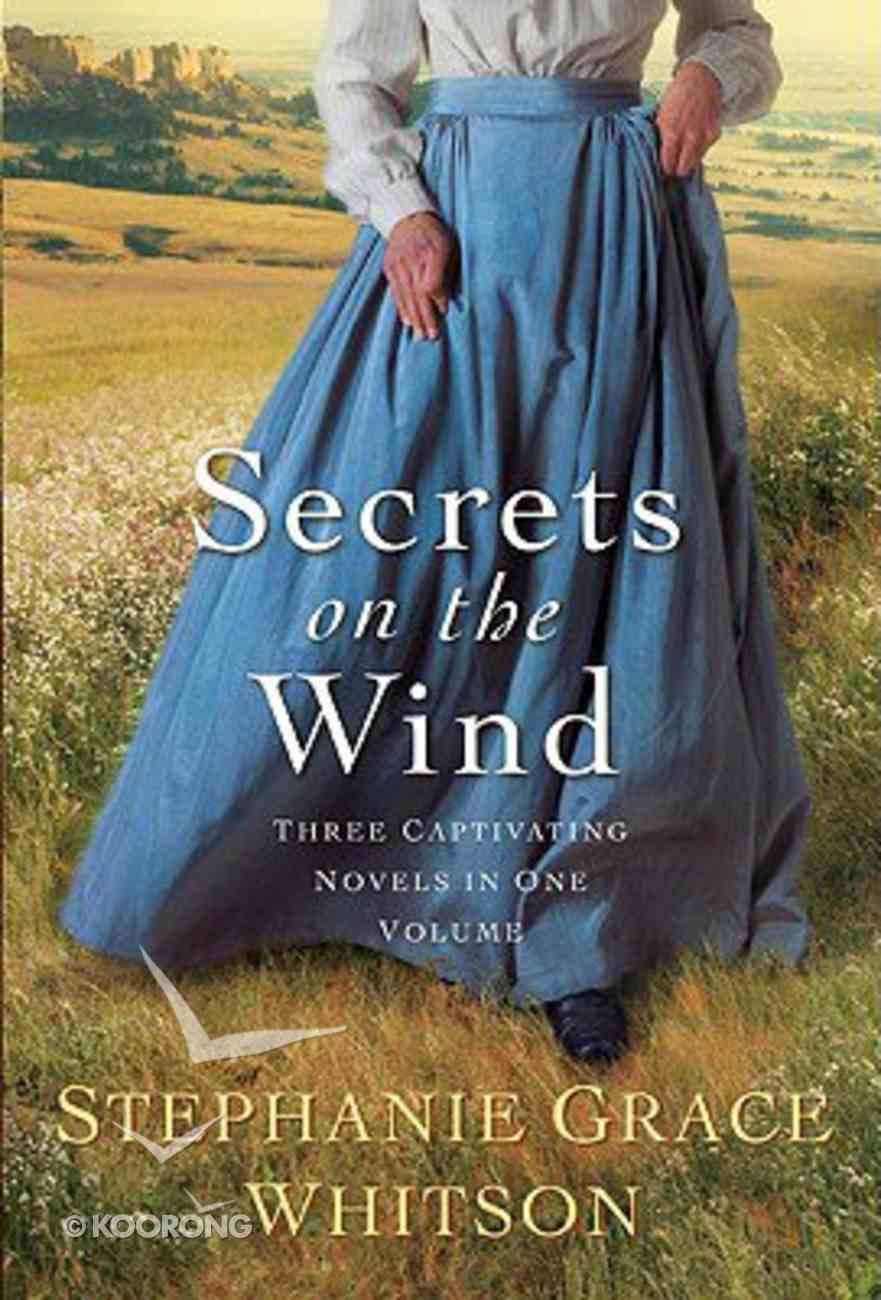 Secrets on the Wind 3-In-1 Hardback