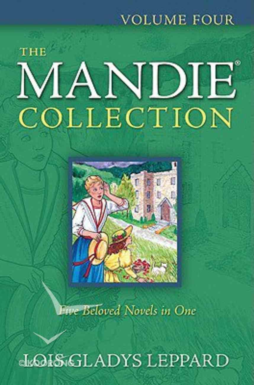 (#04 in Mandie Series) Paperback