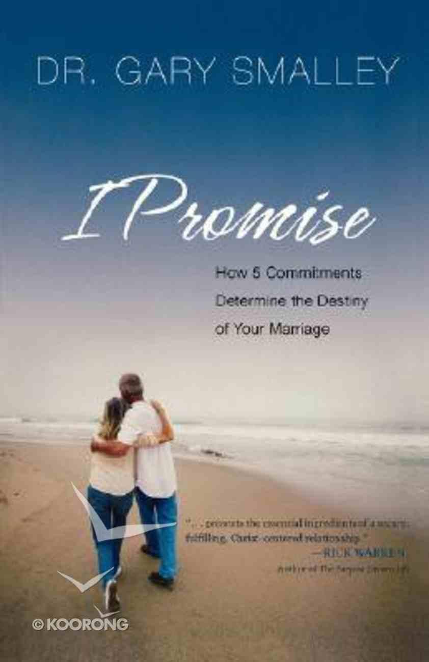 I Promise Paperback