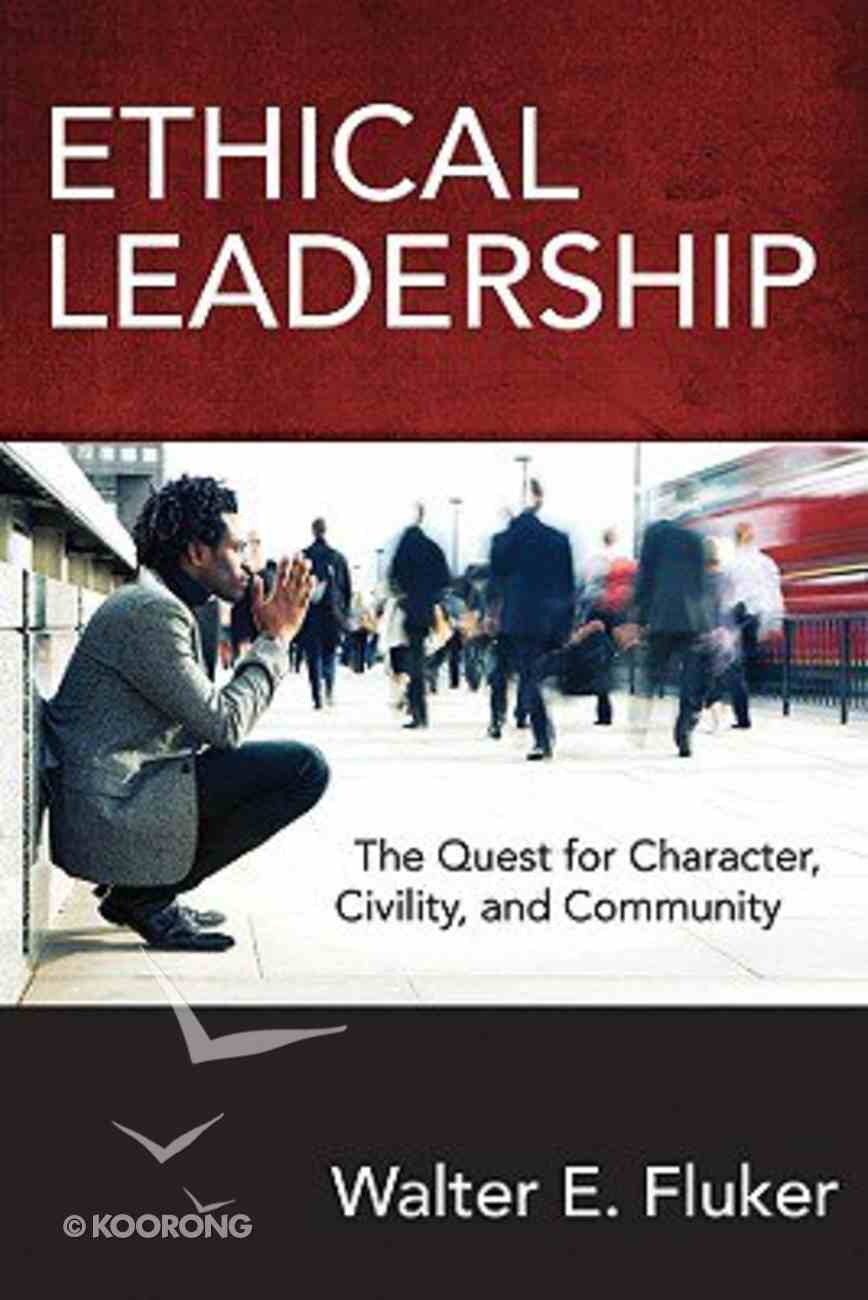 Ethical Leadership Paperback