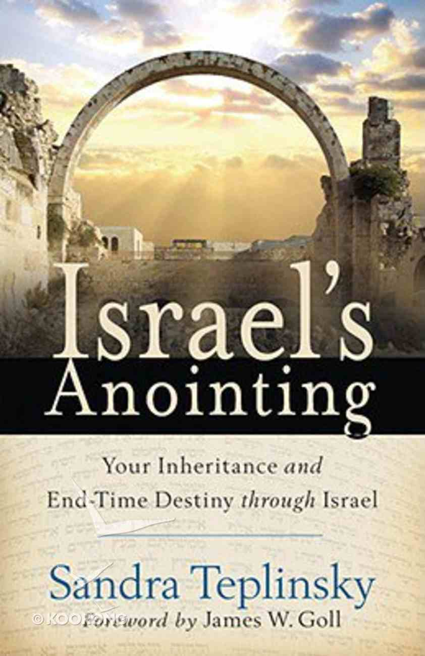 Israel's Anointing Paperback