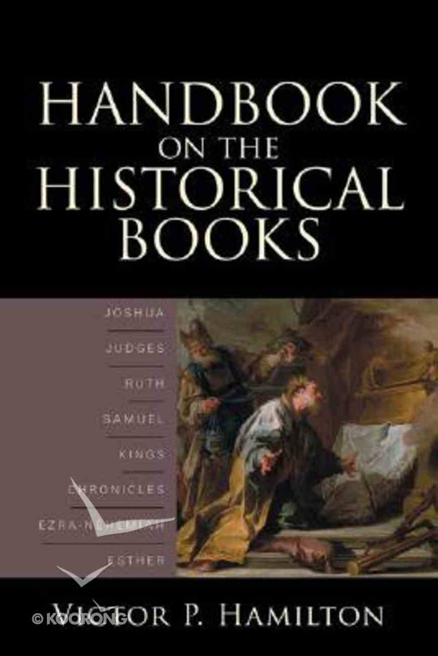 Handbook on the Historical Books Paperback