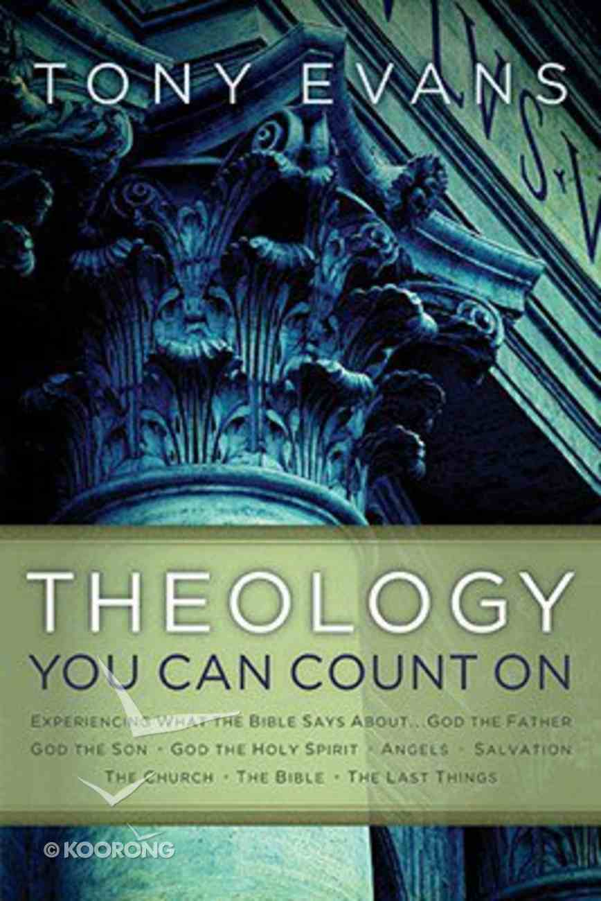 Theology You Can Count on Hardback
