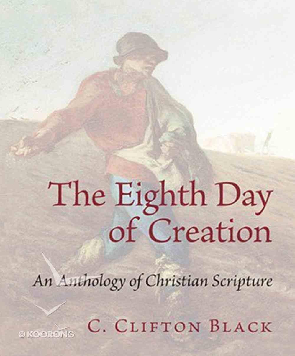 The Eighth Day of Creation Hardback