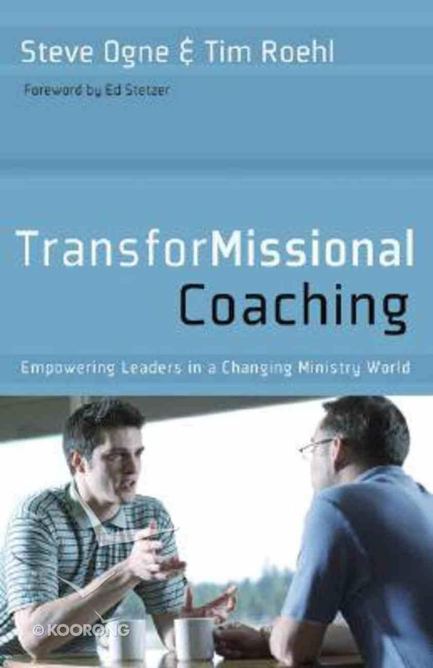 Tranformissional Coaching Hardback