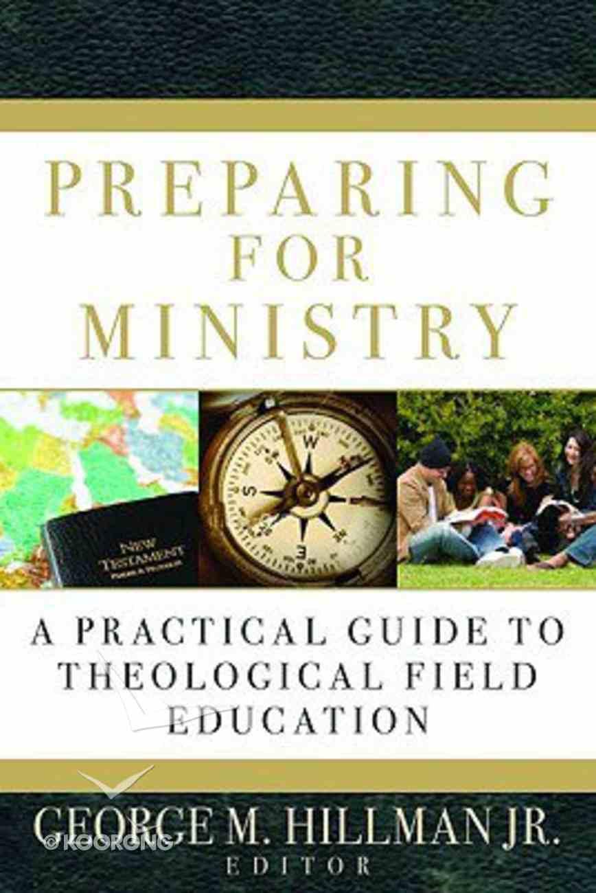 Preparing For Ministry Paperback