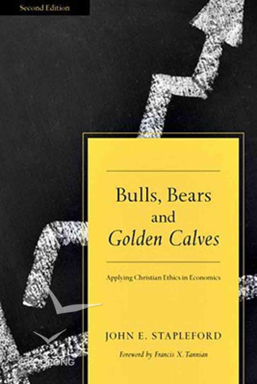 Bulls, Bears and Golden Calves Paperback