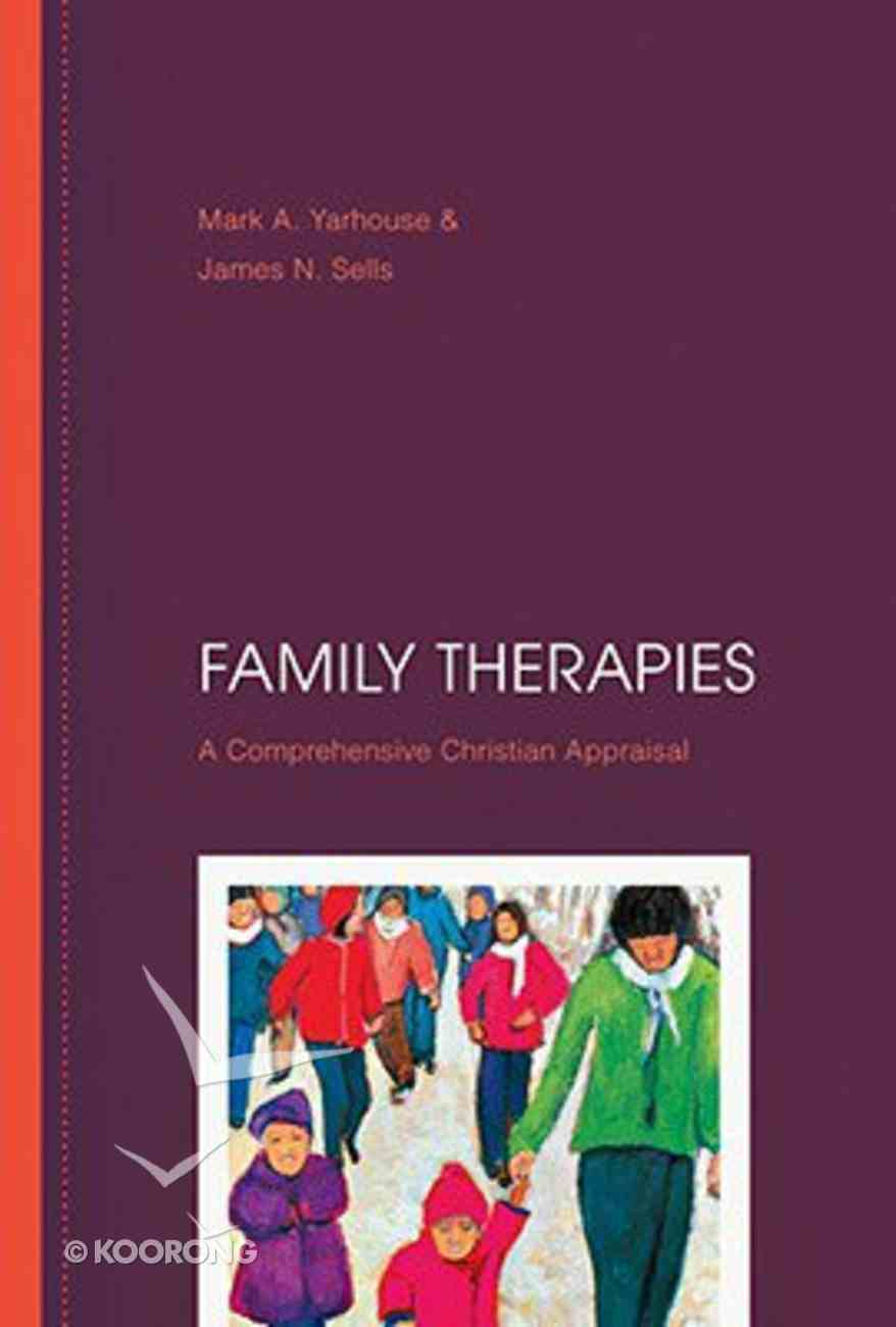 Family Therapies Hardback