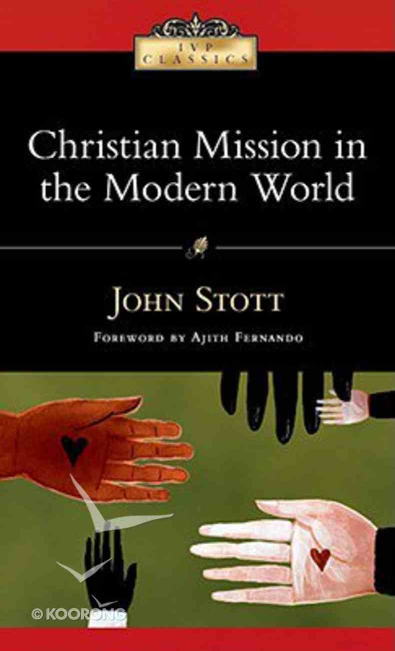 Christian Mission in the Modern World Paperback