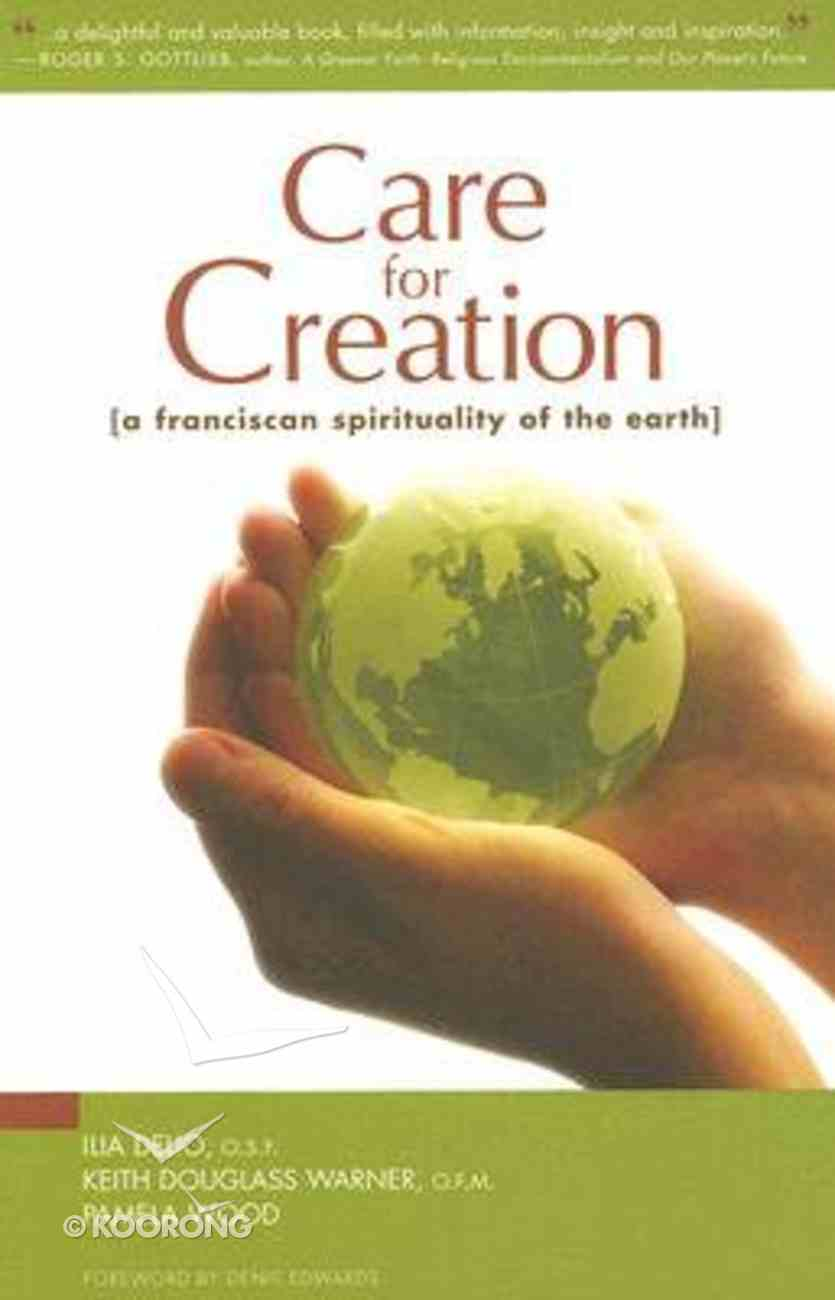 Care For Creation Paperback