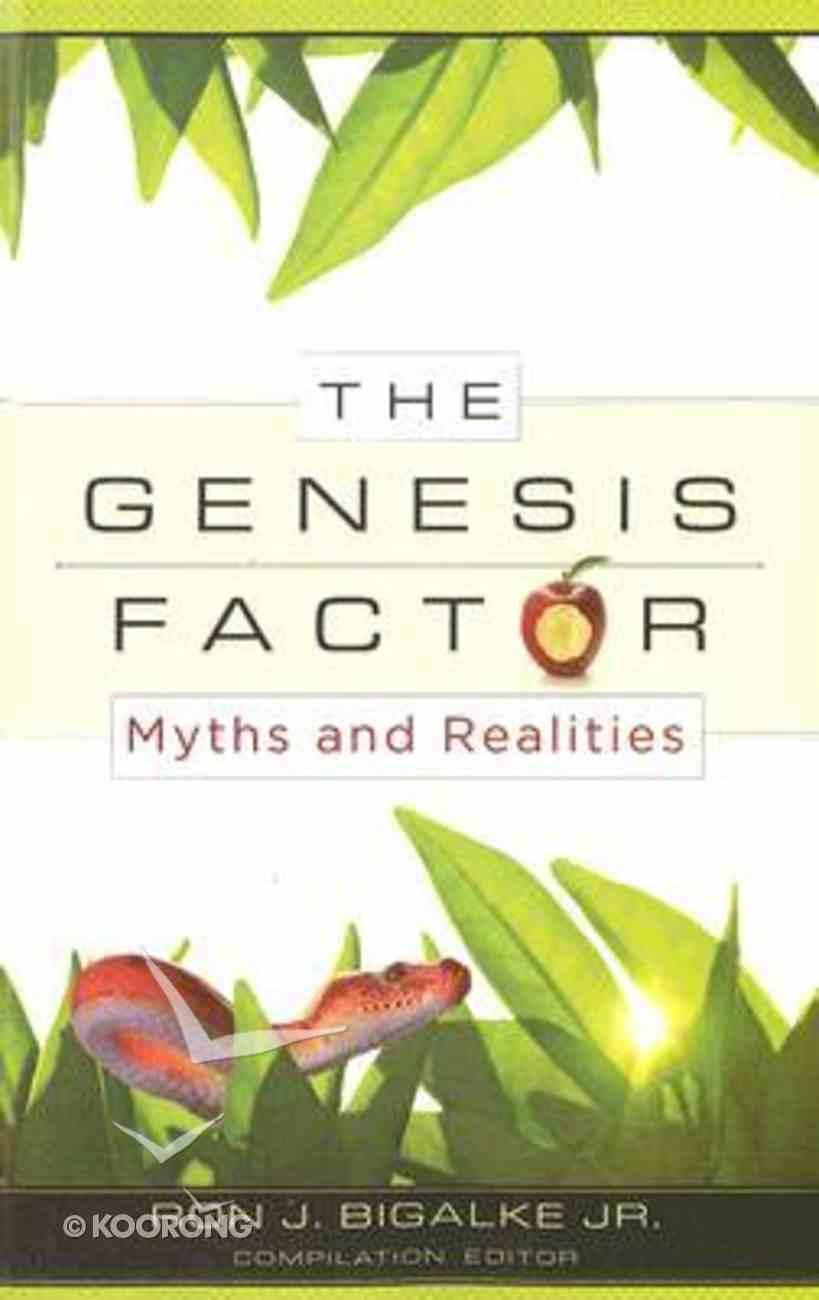 The Genesis Factor Paperback