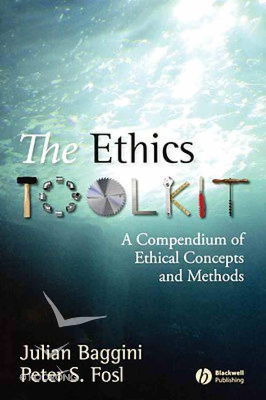 The Ethics Toolkit Paperback