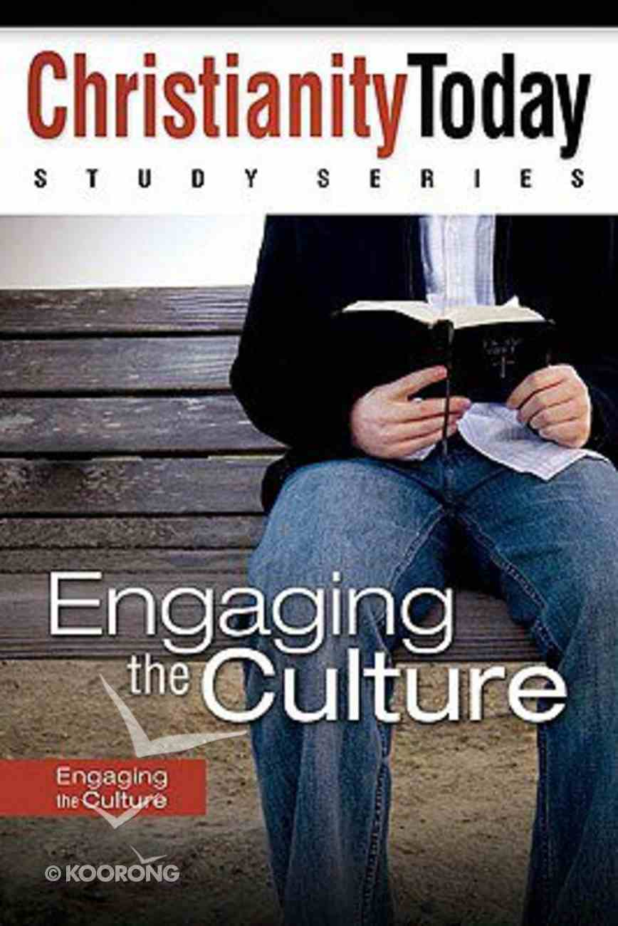 Christianity Today Study Series: Engaging the Culture Paperback